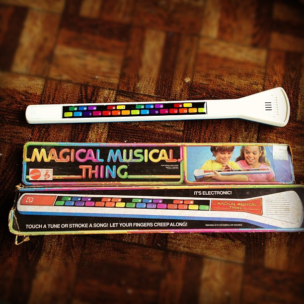 The Magical Musical Thing