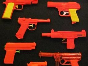 Orange Guns