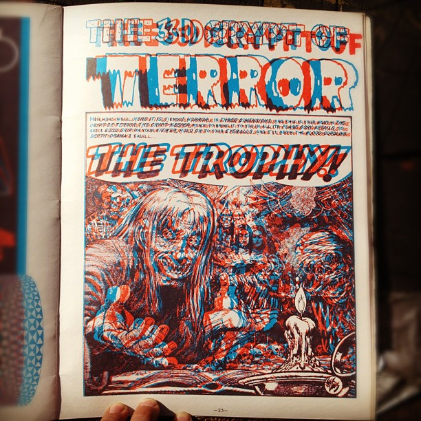 Tales From the Crypt 3D